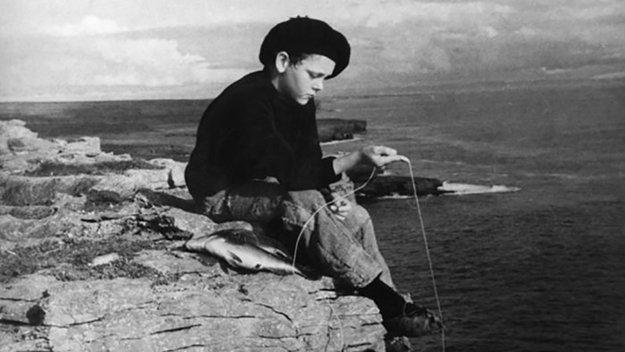 Boy in Man of Aran - Visit Galway