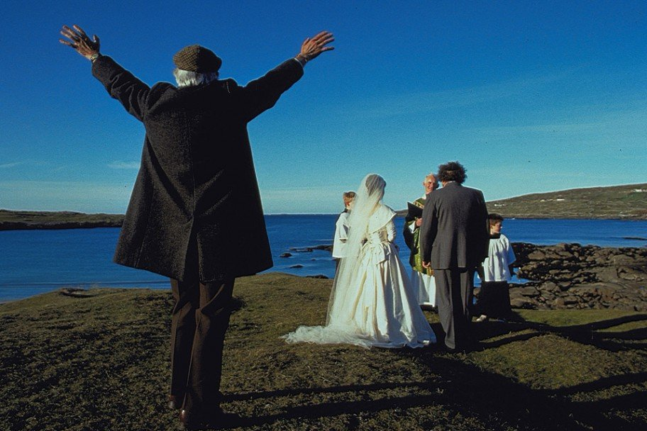 The Matchmaker Marriage Scene - Visit Galway
