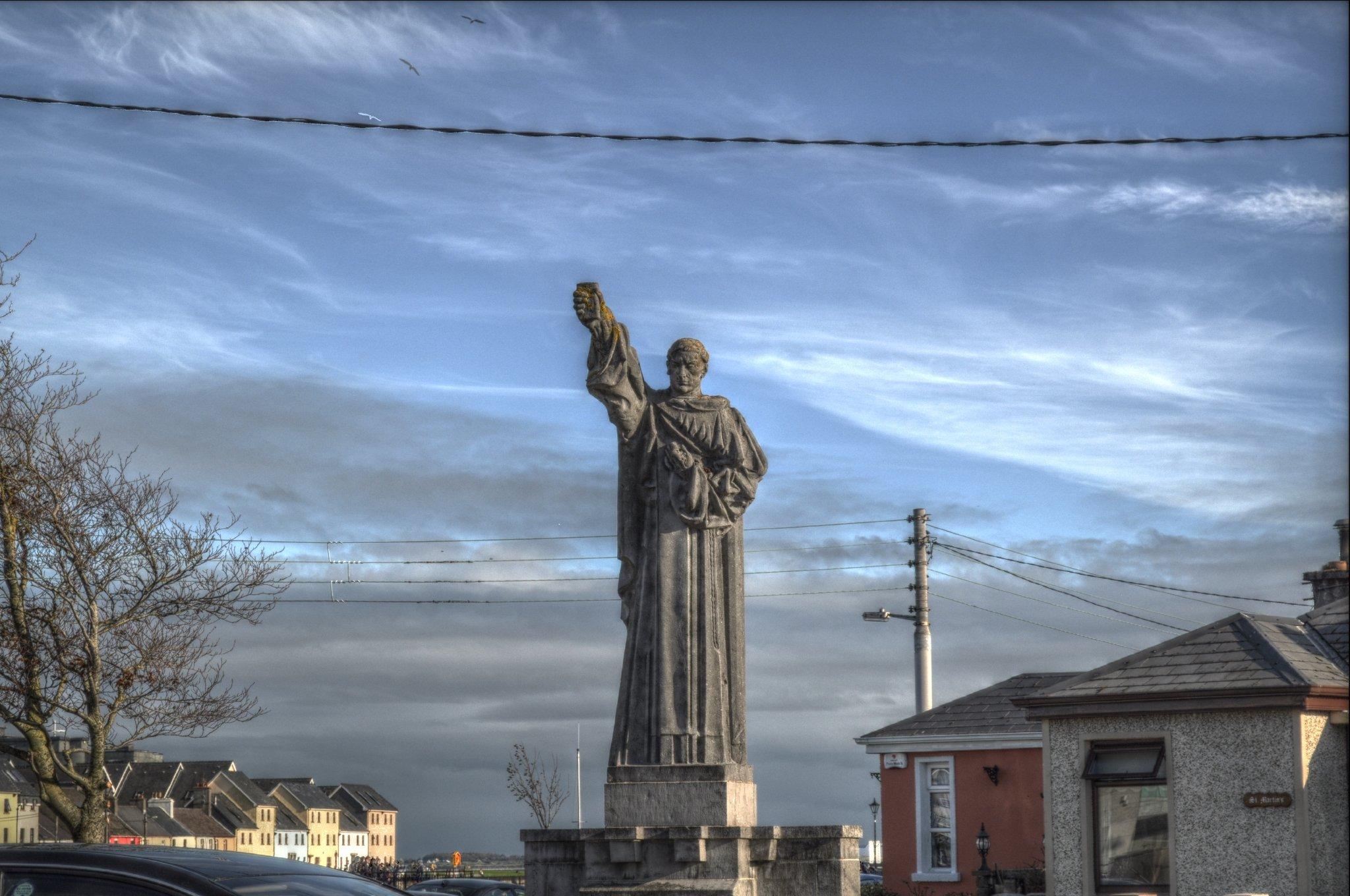 Fr. Tom Burke Monument - Visit Galway