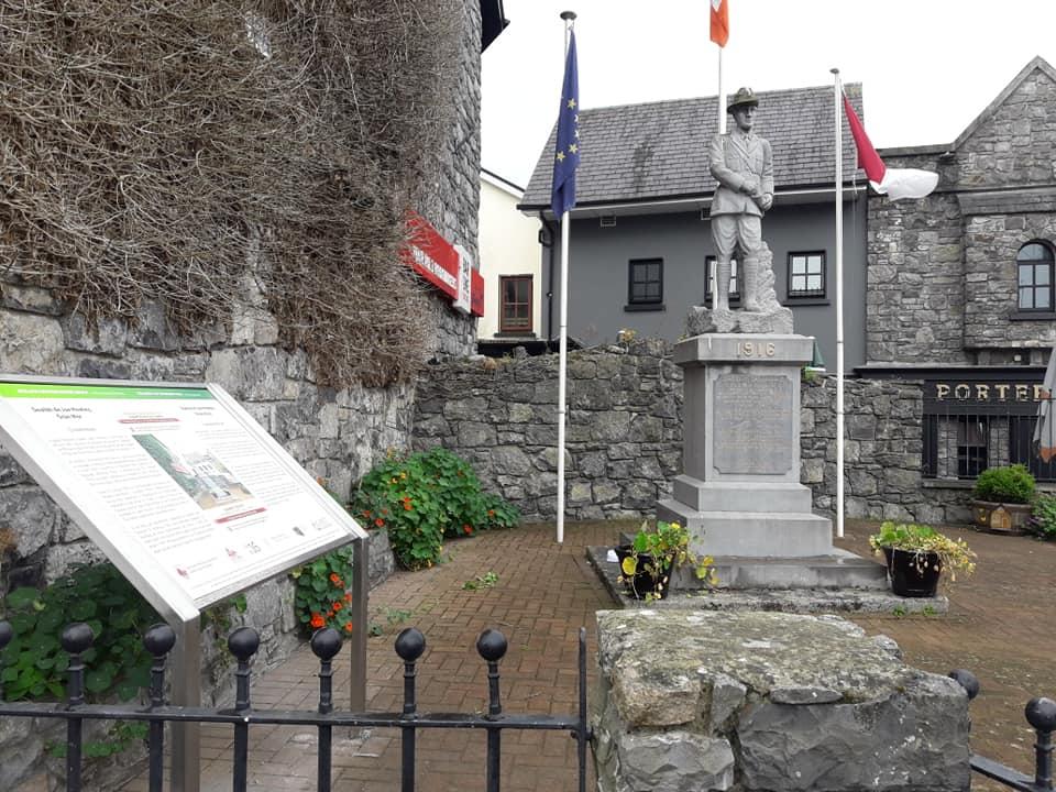 Joseph Howley Statue - Visit Galway