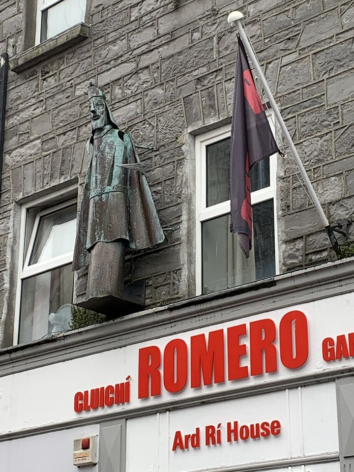 Árd Rí Statue - Visit Galway