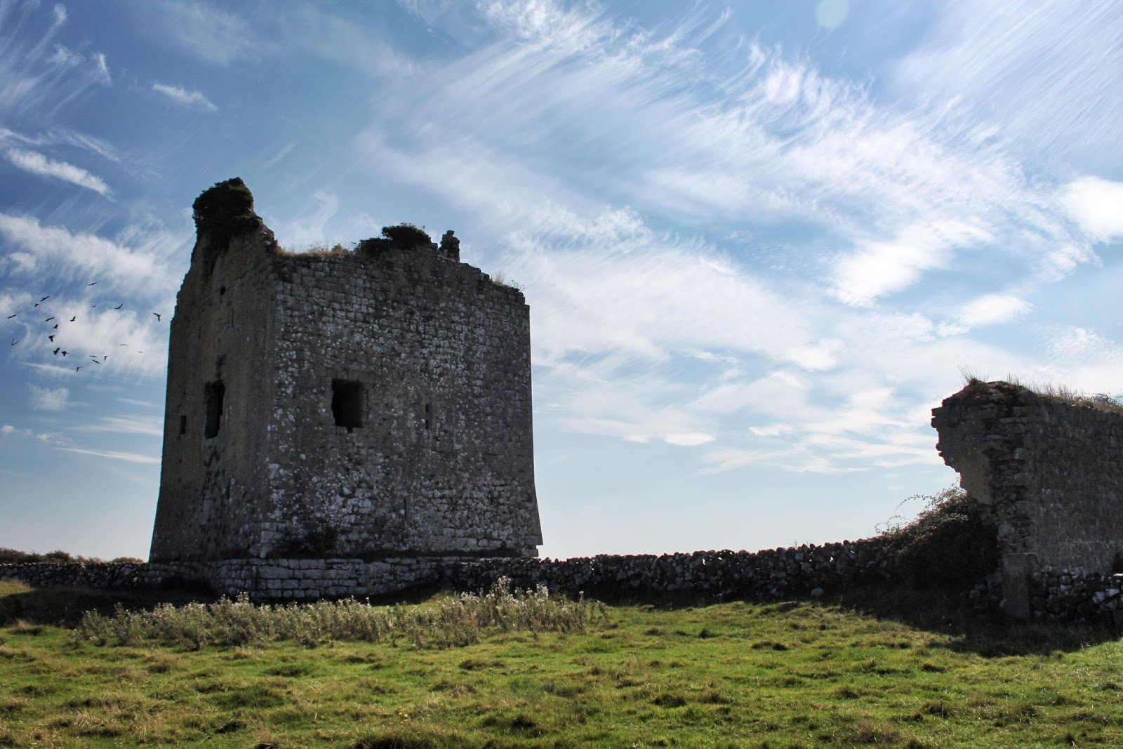 Anbally Castle Ruin - Visit Galway