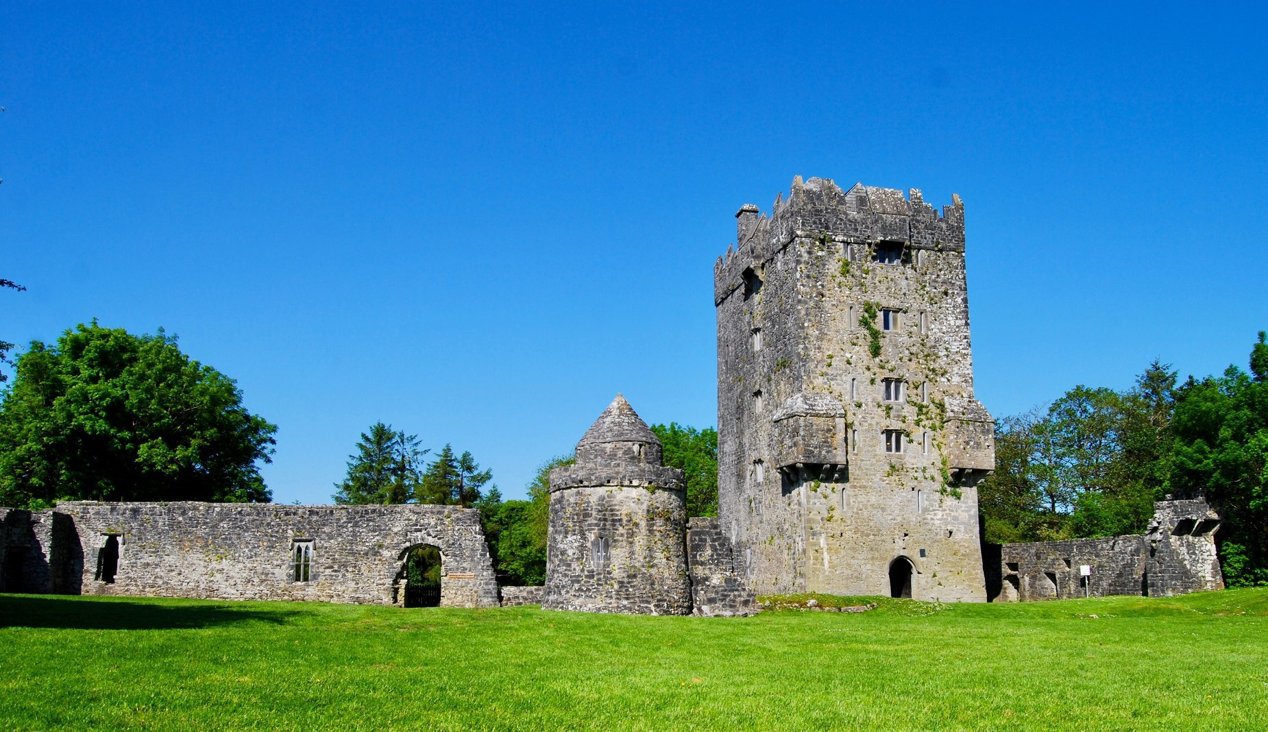Aughnanure Castle and Grounds - Visit Galway