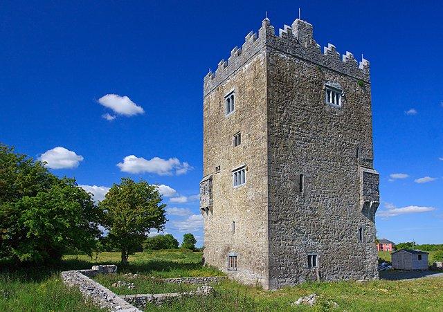 Ballinderry Castle - Visit Galway