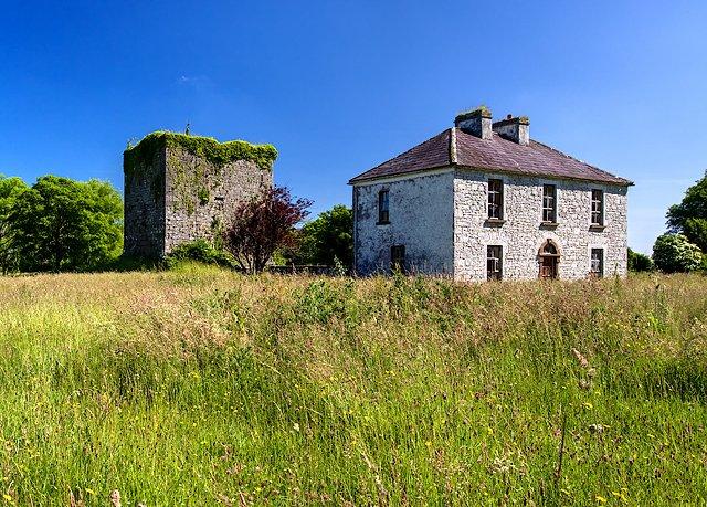 Ballybroder Castle - Visit Galway