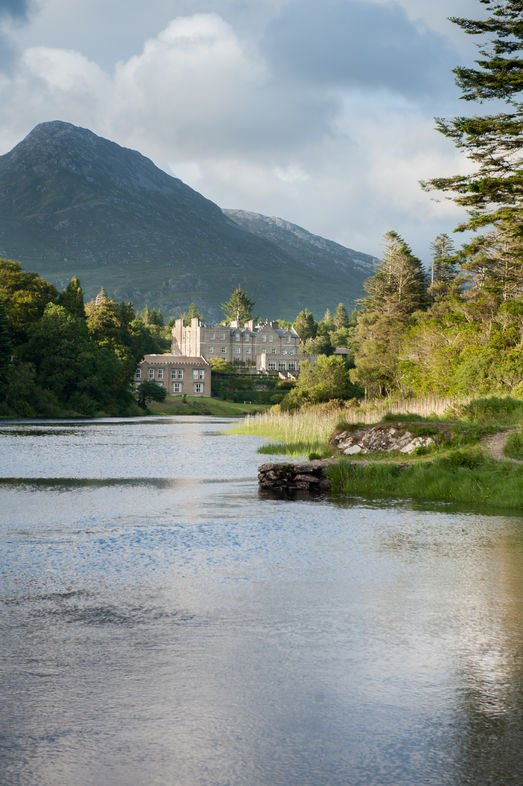 Ballynahinch Castle Hotel Galway - Visit Galway