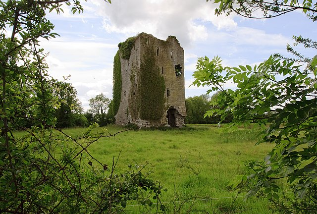 Ballynahivnia Castle - Visit Galway