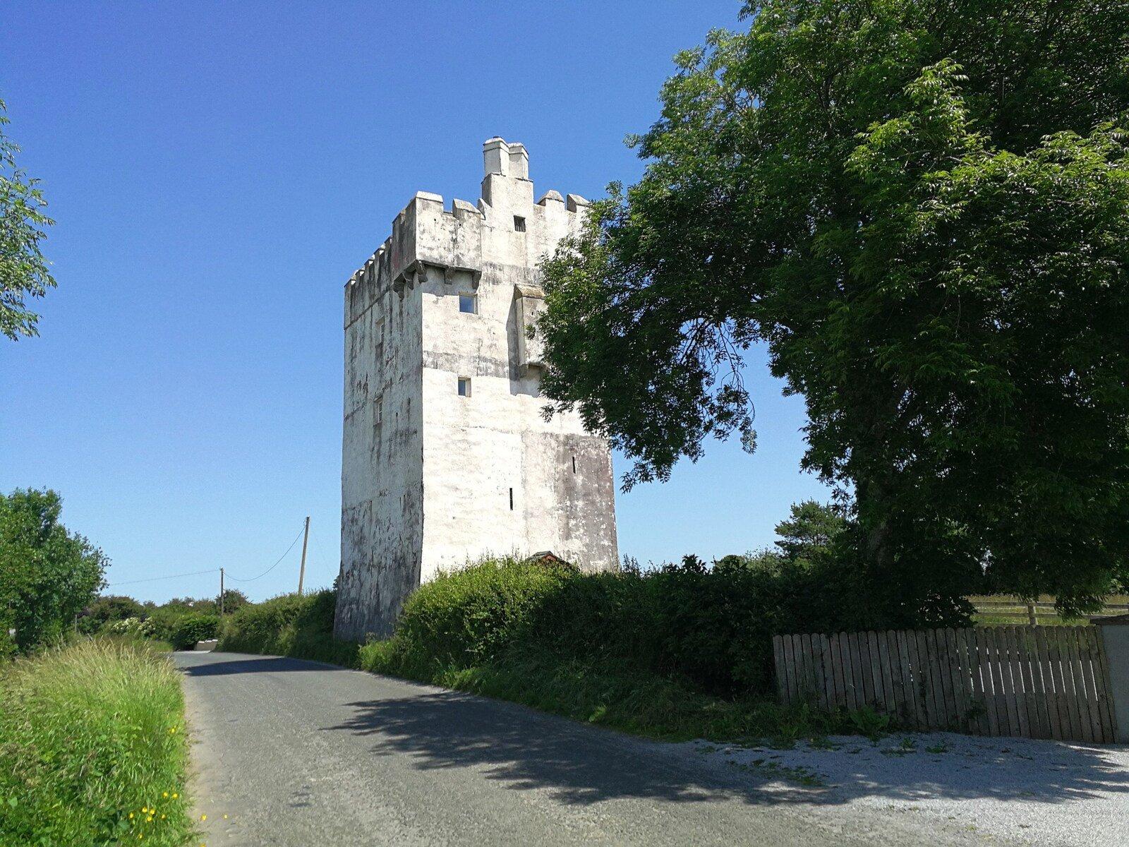 Brackloon Castle - Visit Galway