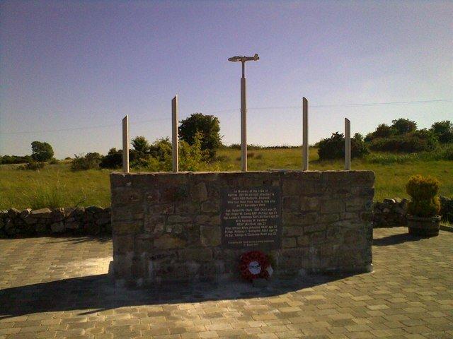 Halifax EB134 Memorial - Visit Galway