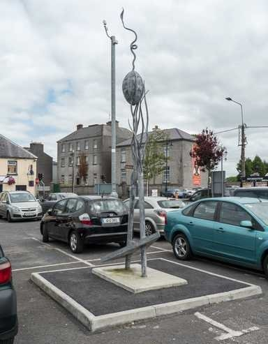 Presentation Tuam TY Sculpture - Visit Galway
