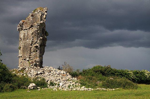Seefin Castle - Visit Galway