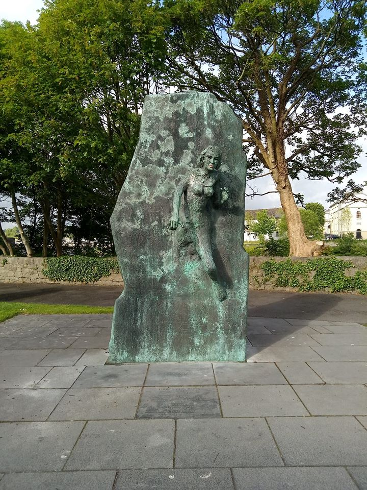 Statue of Equality Emerging - Visit Galway