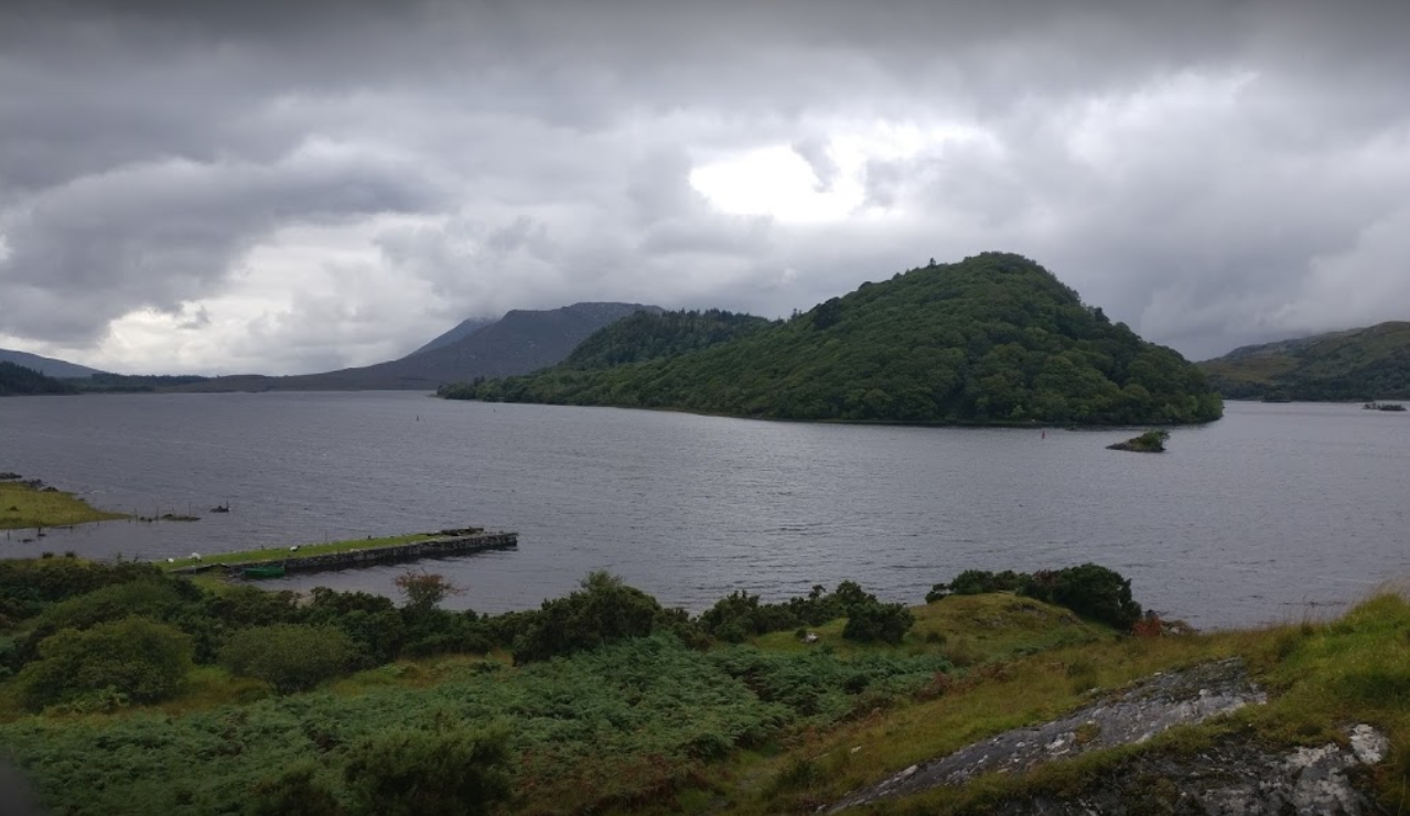 View of Islands on Lough Corrib- Visit Galway