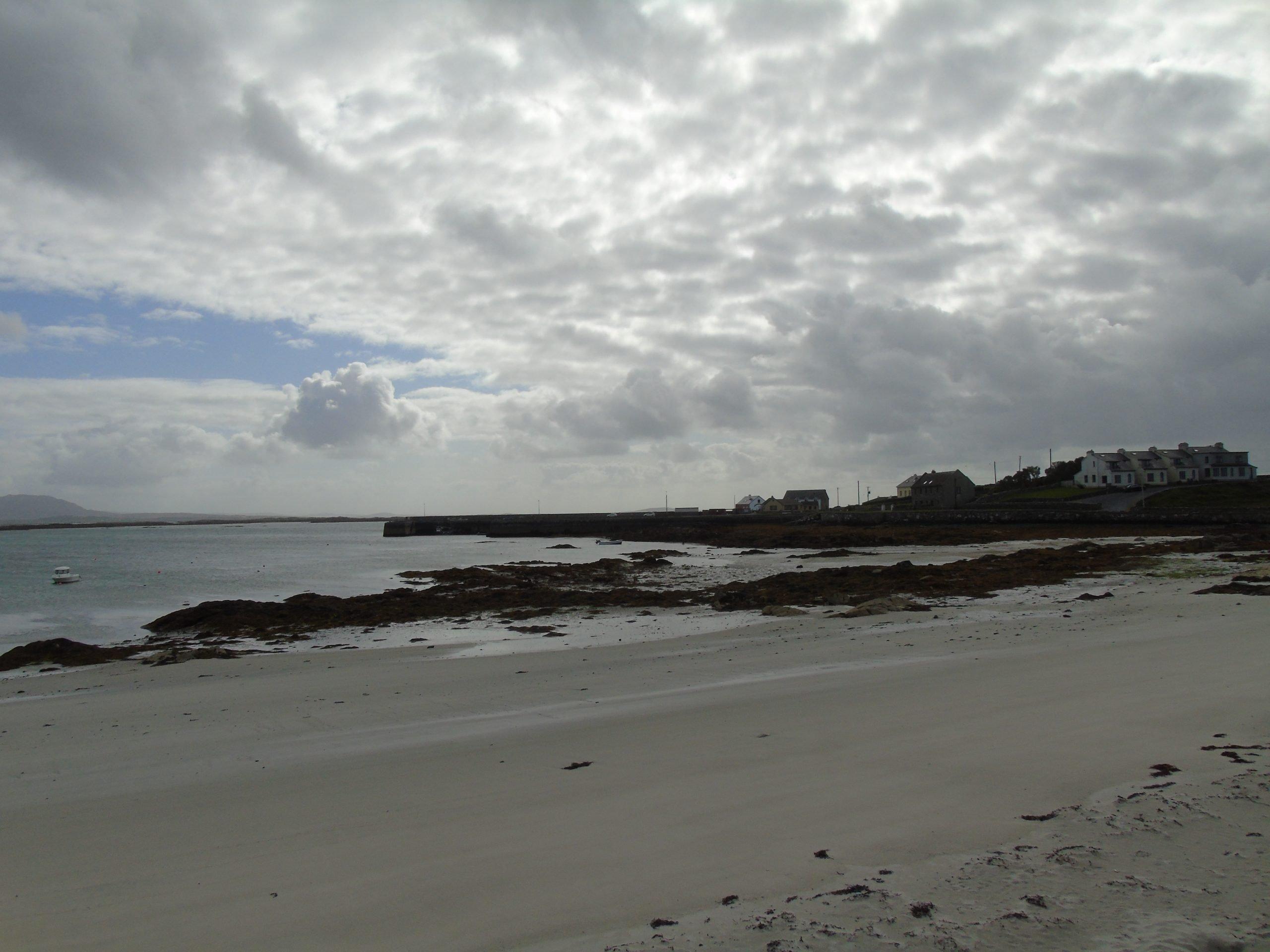 Aillebrack Beach Connemara Galway - Visit Galway