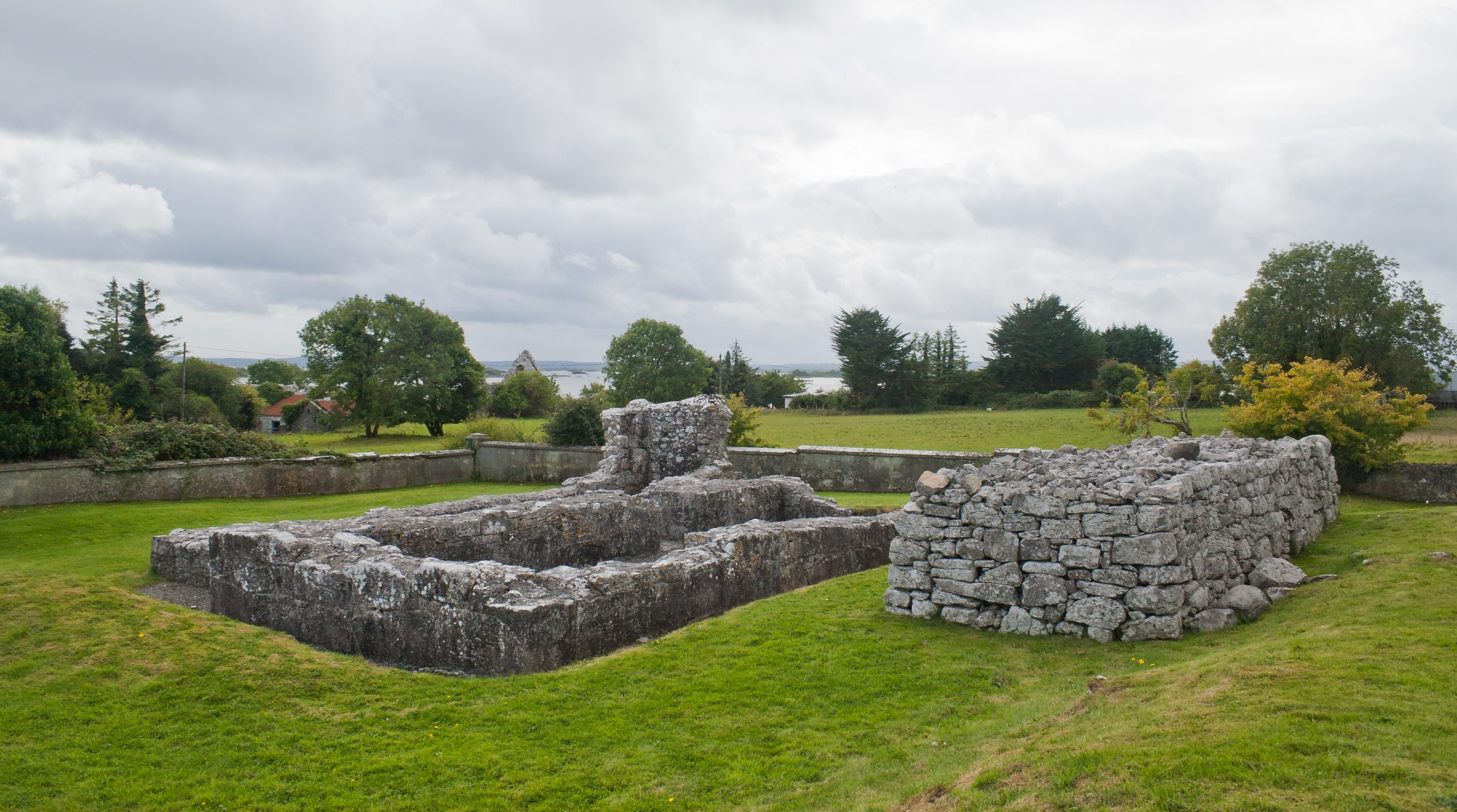 Annaghdown Nunnery in Galway - Visit Galway