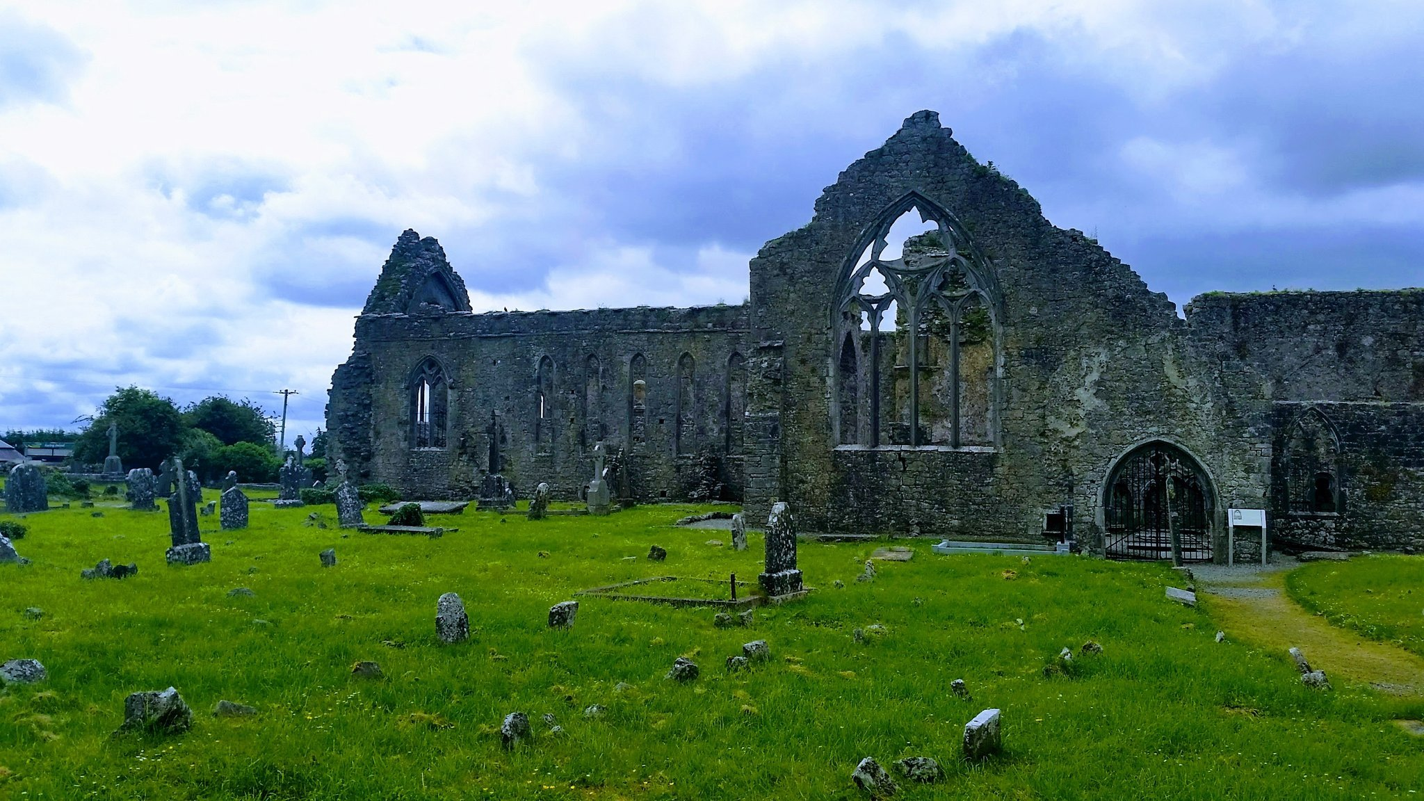 Athenry Abbey in Galway - Visit Galway