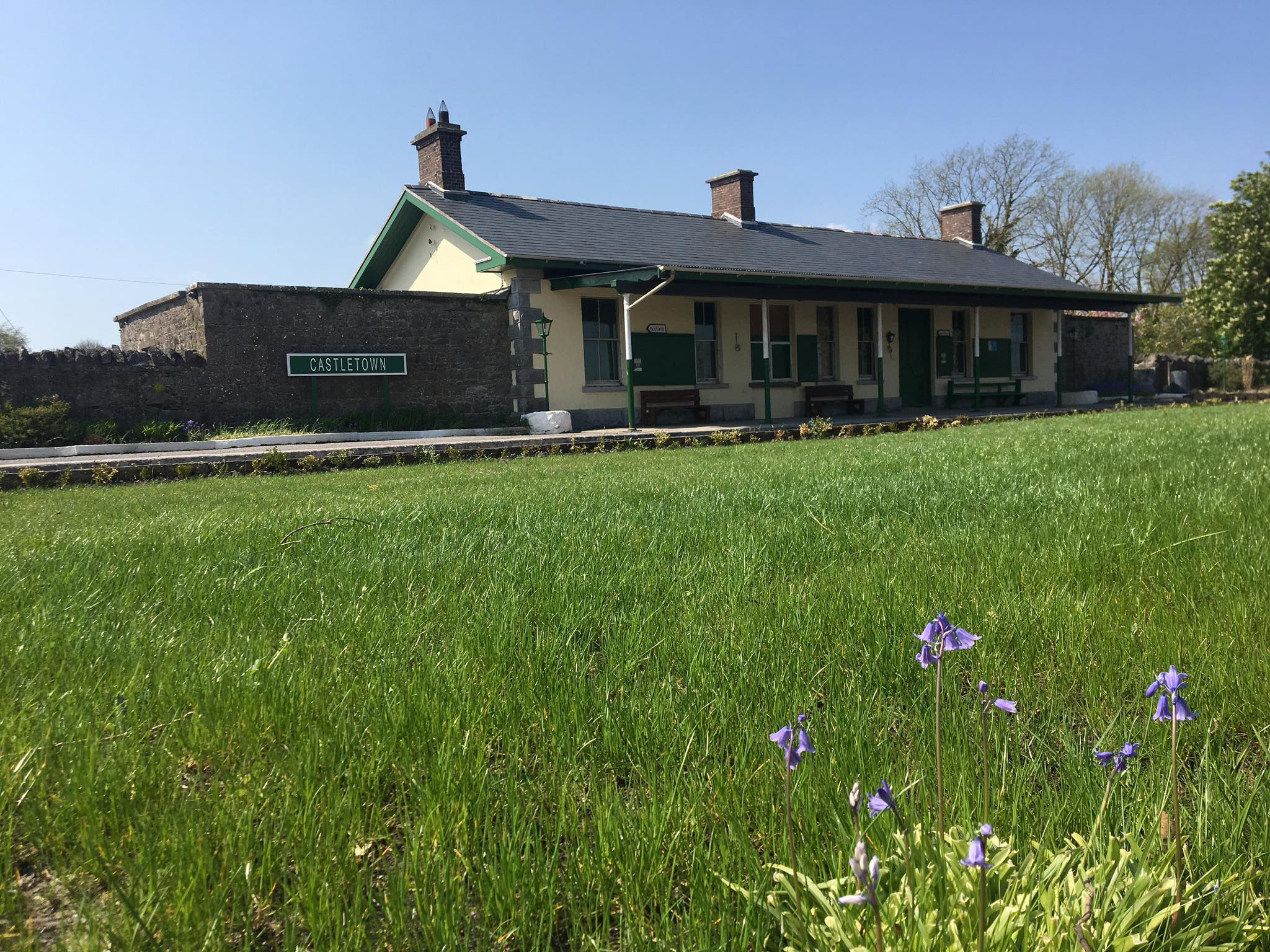 Ballyglunin Railway Station Restoration - Visit Galway