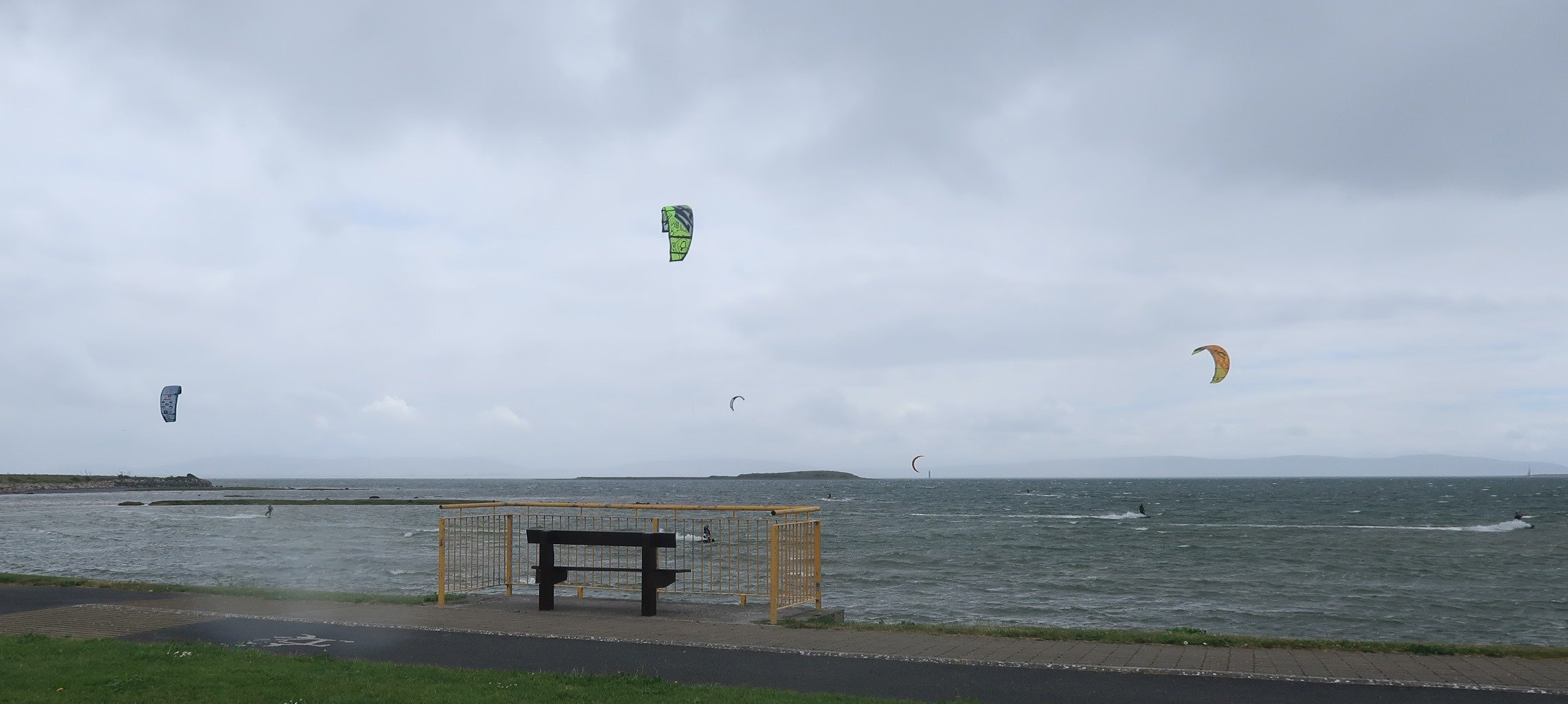 Ballyloughane Beach Windsurfing - Visit Galway