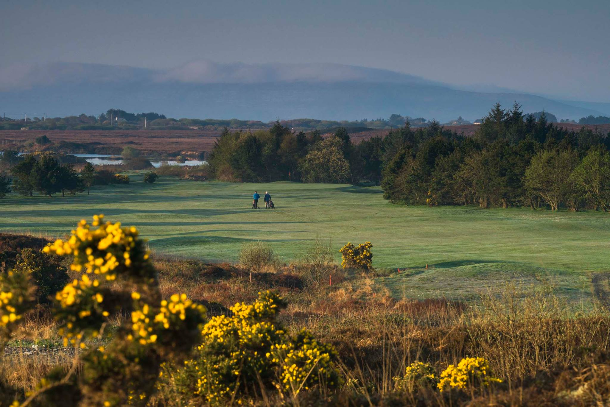 Bearna Golf Club Course - Visit Galway