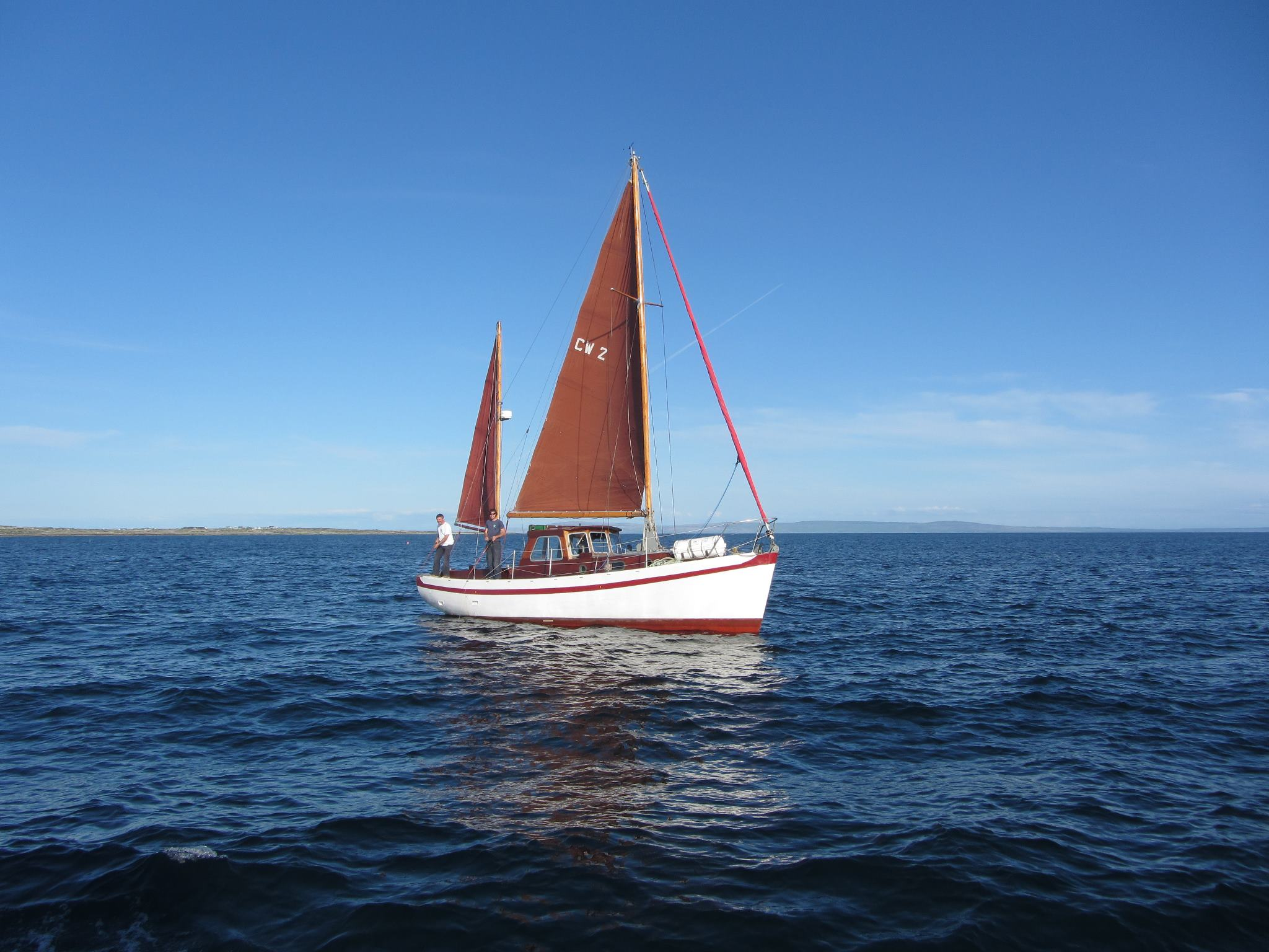 Bees Nees Yacht Charter Sailing in Galway - Visit Galway