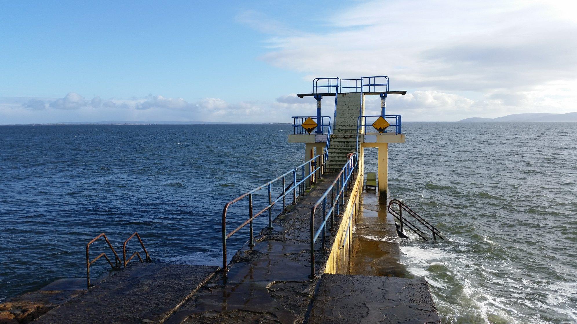 Blackrock Diving Tower - Visit Galway