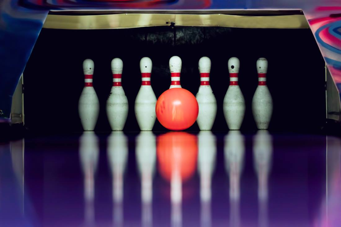 Bowling at Planet Entertainment Centre - Visit Galway