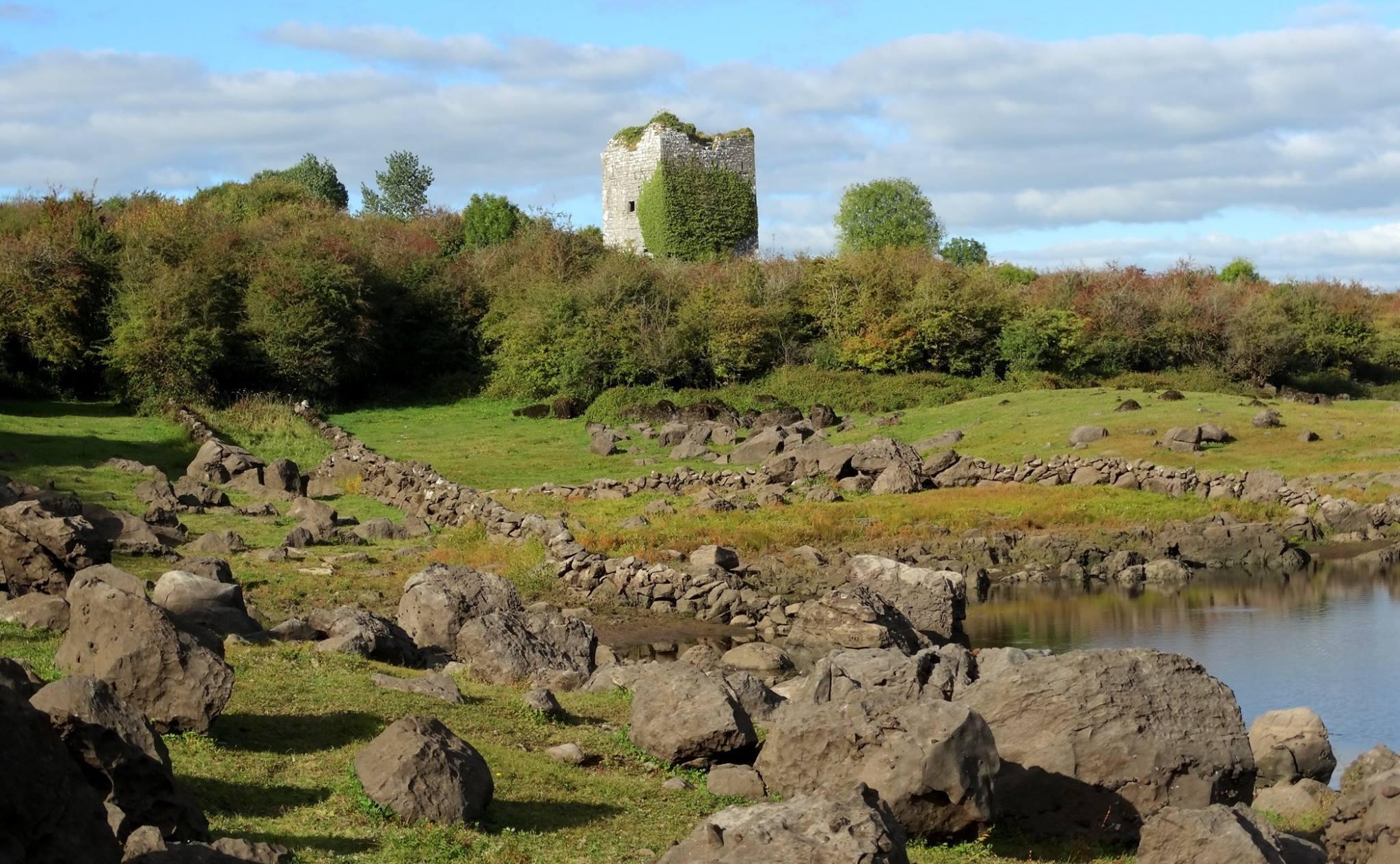Caherglassaun Castle in Galway - Visit Galway