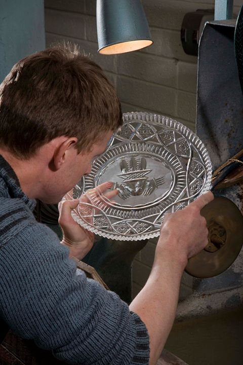 Celtic Crystal Visitor Centre Glasswork - Visit Galway