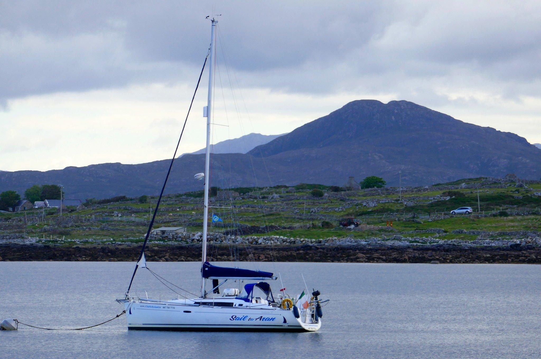 Charter Ireland - Visit Galway