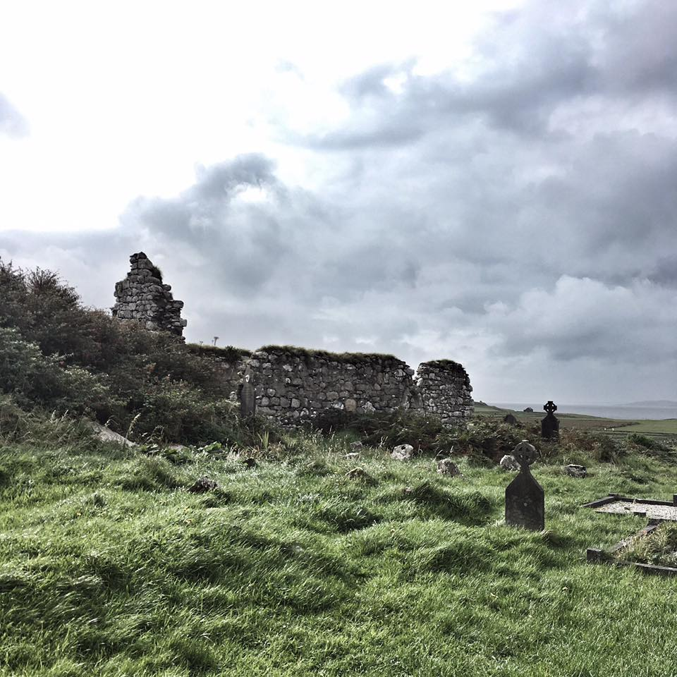 Church of the Seven Daughters Ruins - Visit Galway