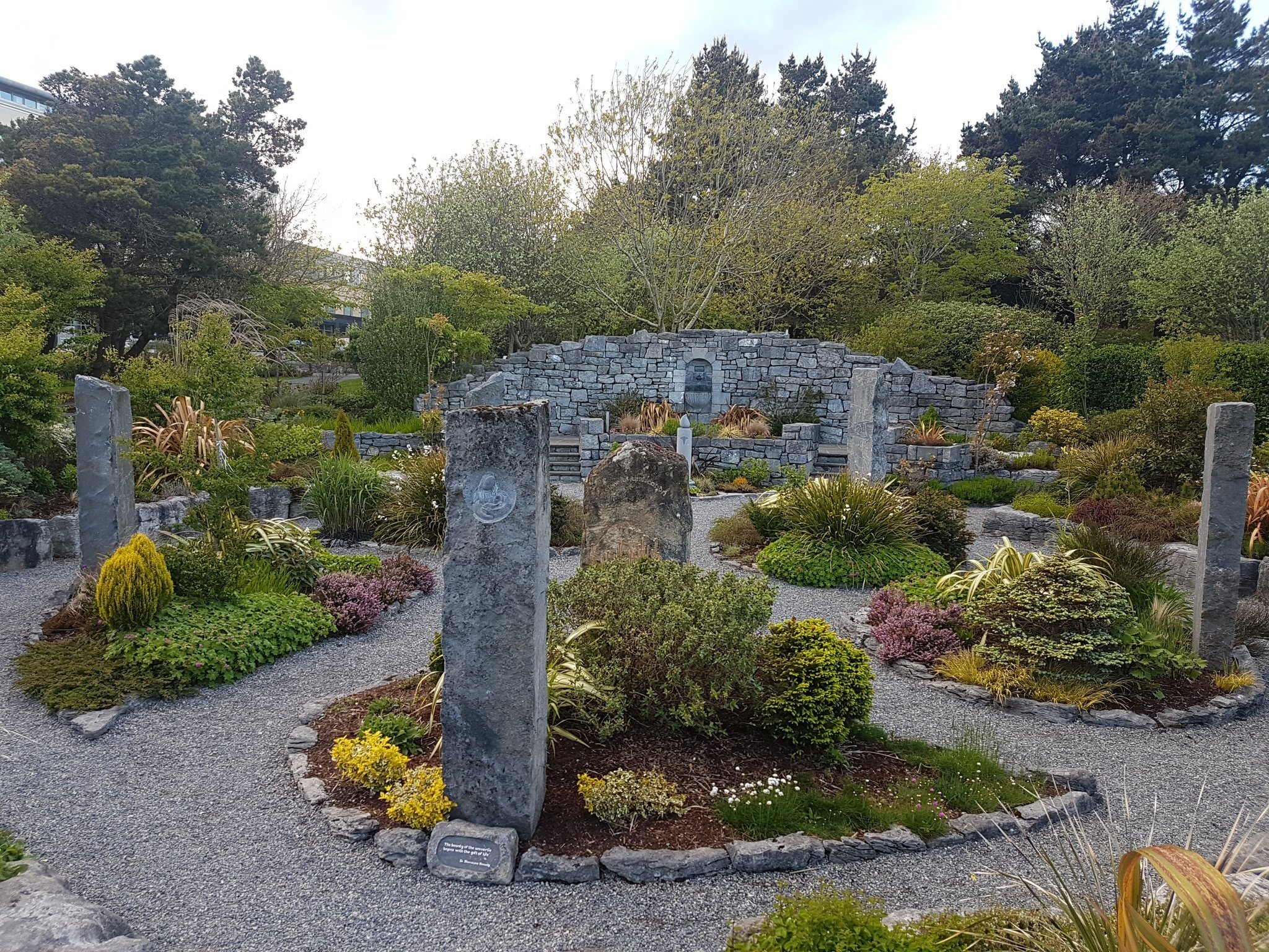 Circle of Life Commemorative Garden Galway - Visit Galway