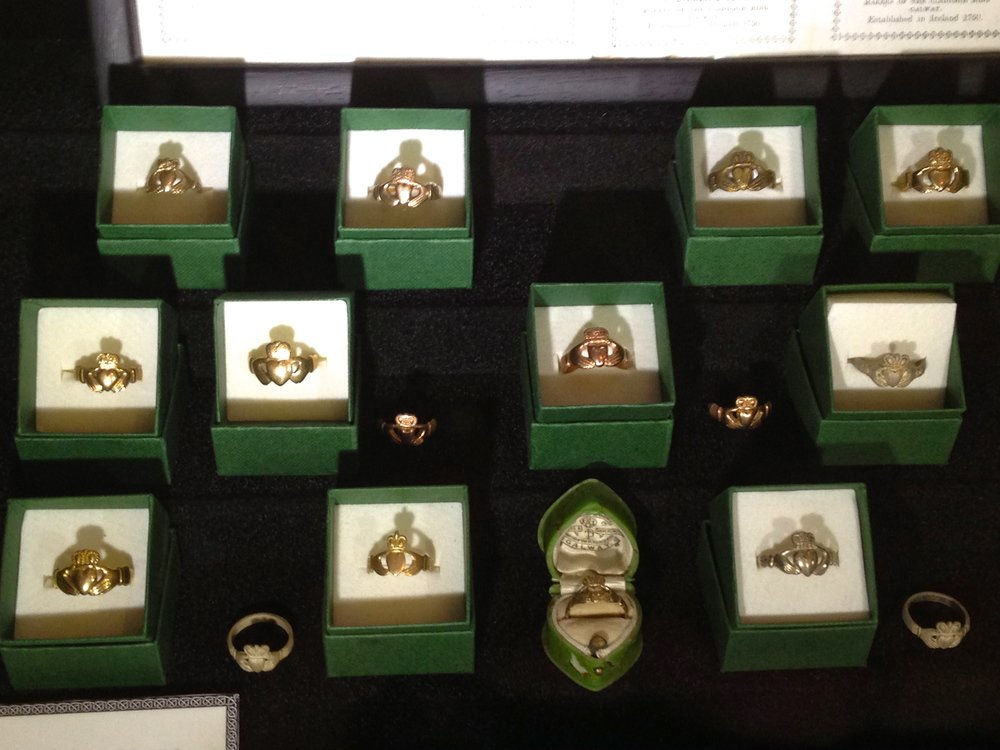 Claddagh Ring Museum Claddagh Rings - Visit Galway
