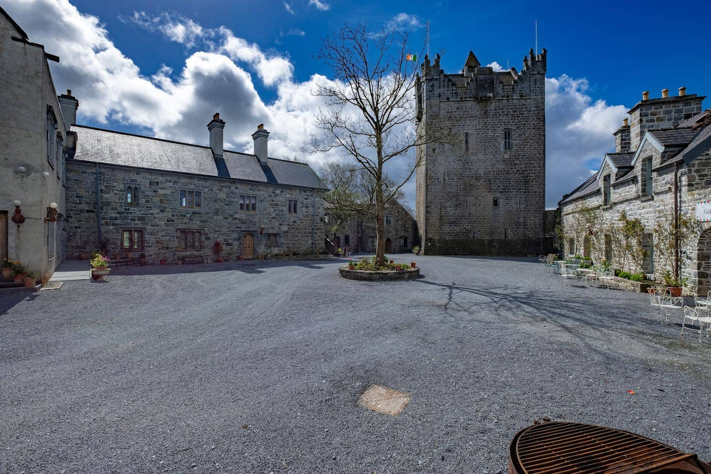 Claregalway Castle in Galway - Visit Galway