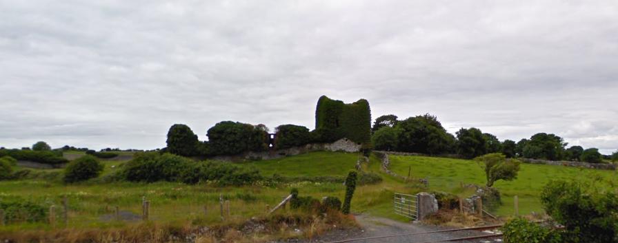 Cloghroak Castle - Visit Galway