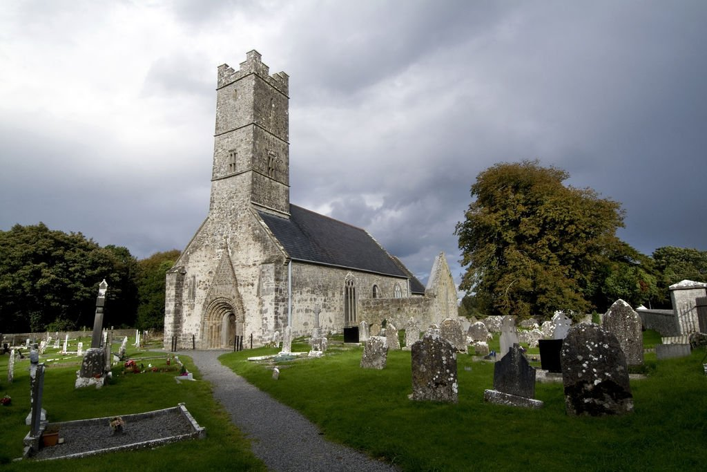 Clonfert Cathedral near Ballinasloe Galway - Visit Galway