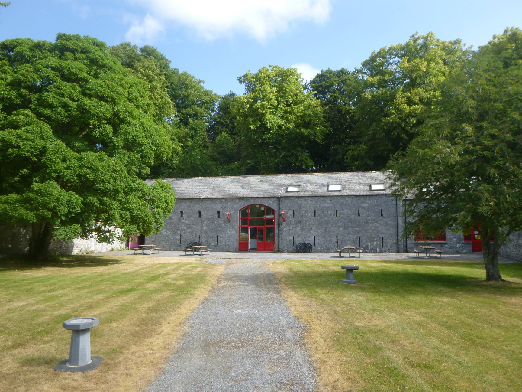 Coole Park Reception - Visit Galway