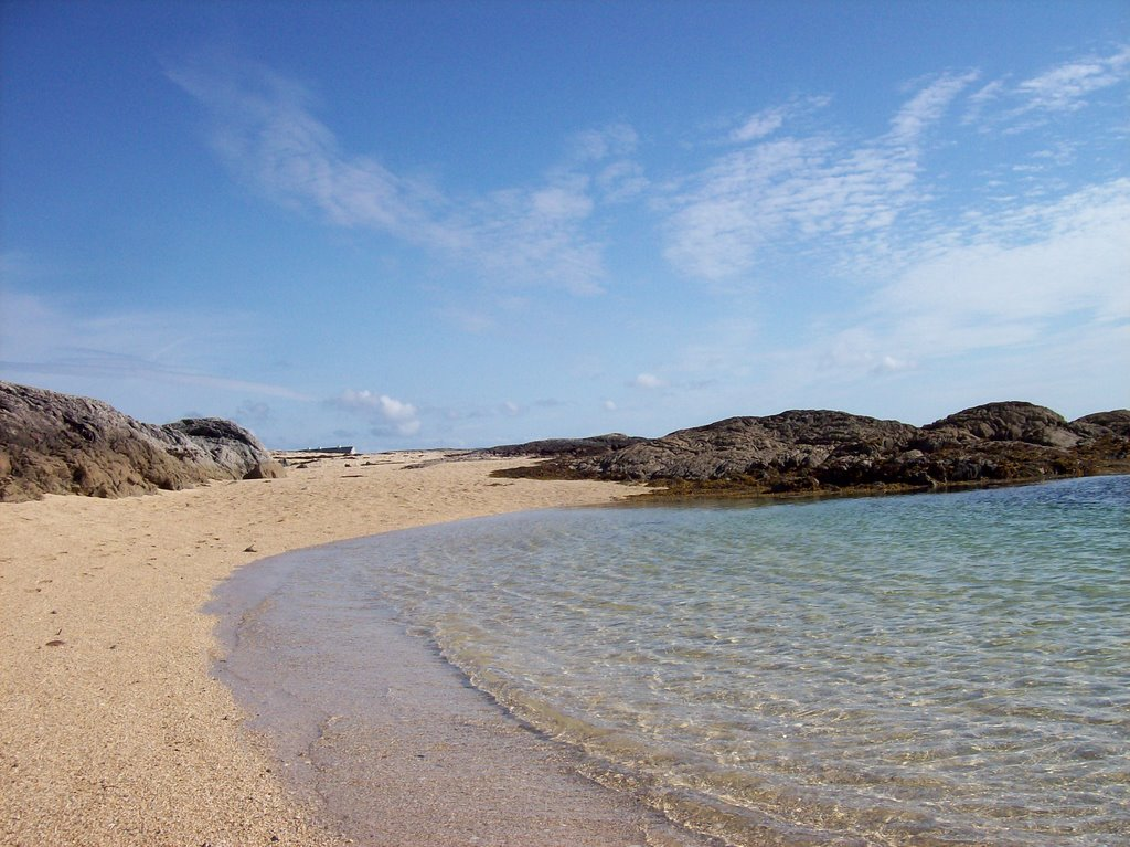 Coral Beach in Connemara - Visit Galway