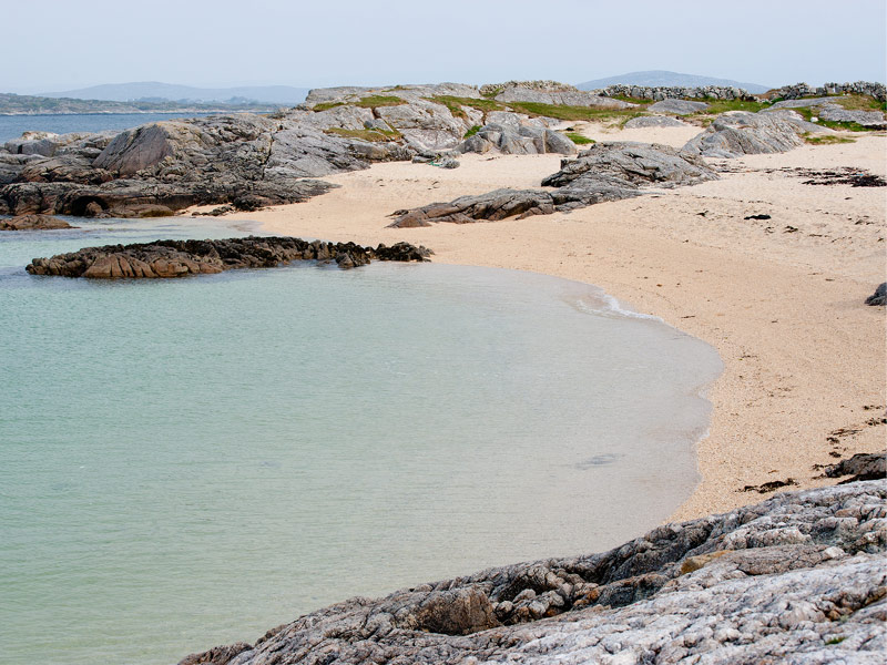 Coral Beach in Galway - Visit Galway