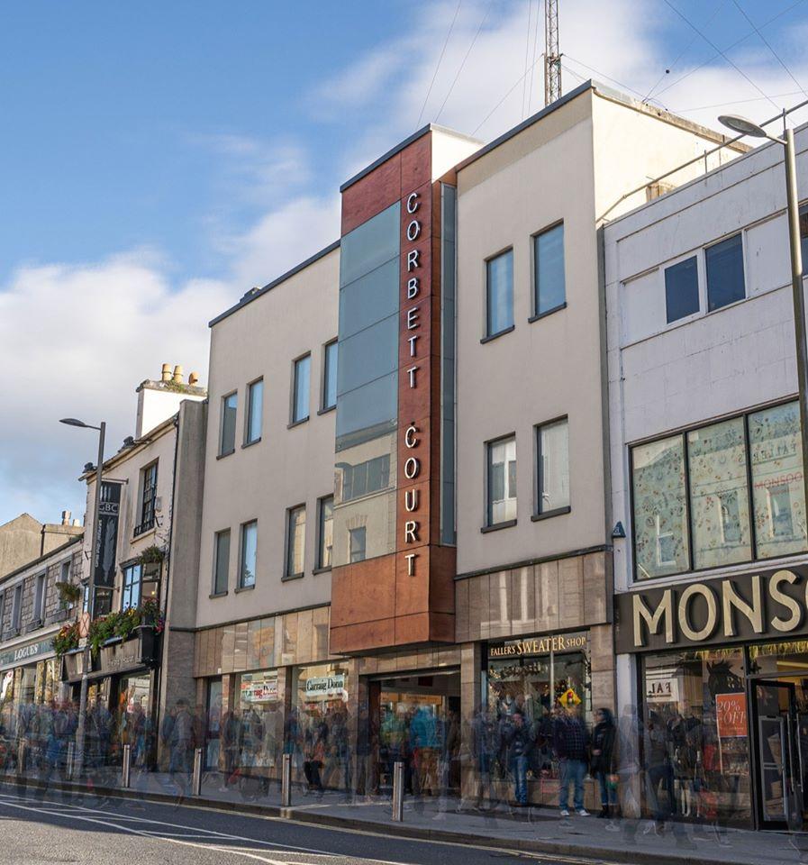 Corbett Court Shopping Centre - Visit Galway