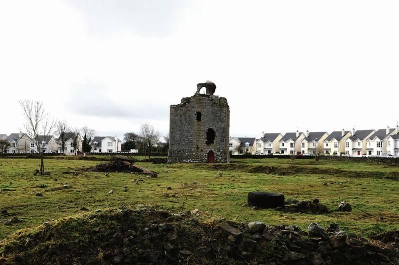 Corofin Castle Galway - Visit Galway