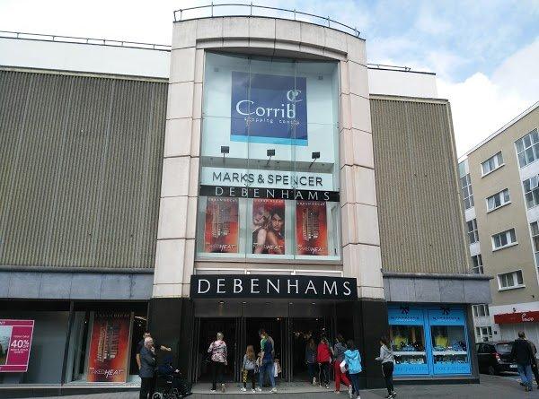 Corrib Shopping Centre - Visit Galway