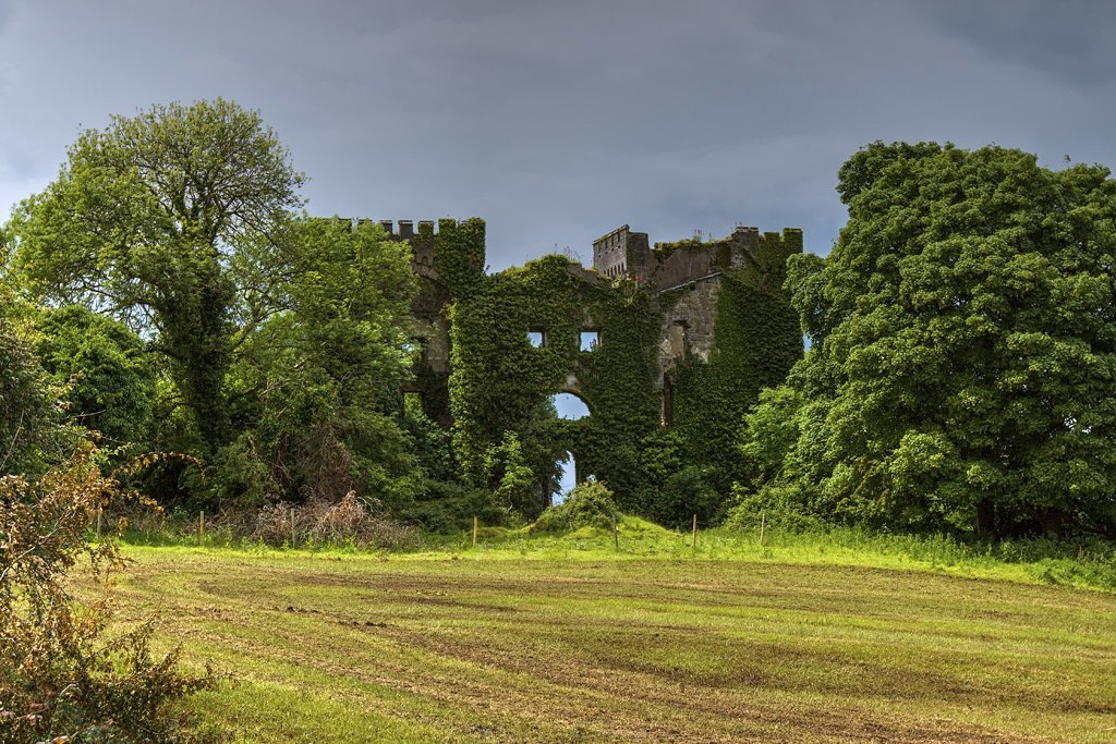 Daly Castle Ruins - Visit Galway