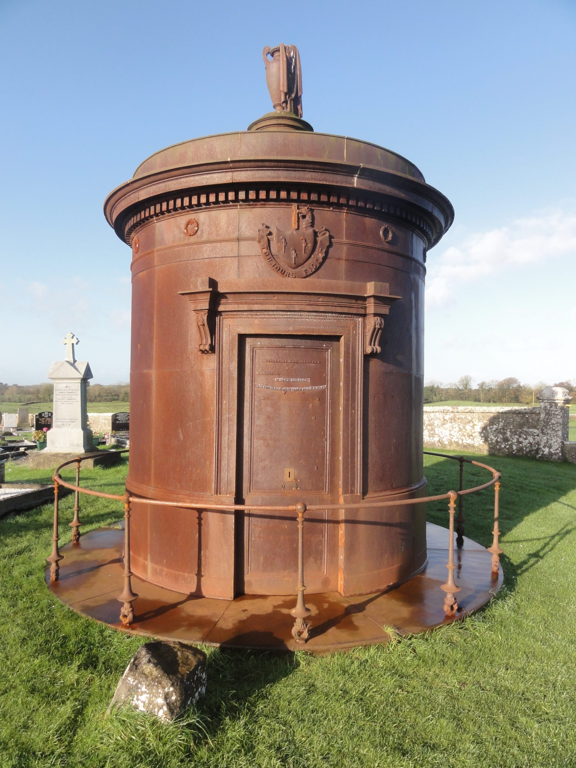 Dennis Mausoleum Clonbern Galway - Visit Galway