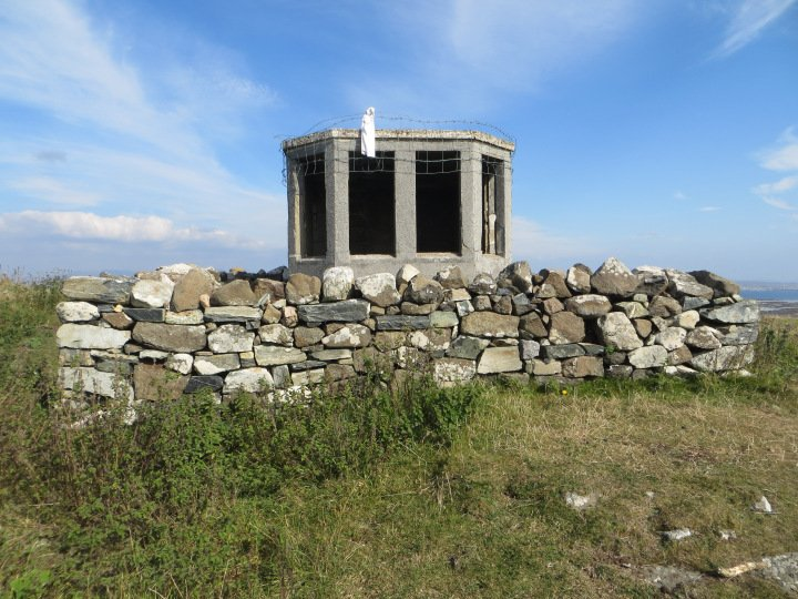 Doon Hill WWII Lookout Tower Galway - Visit Galway