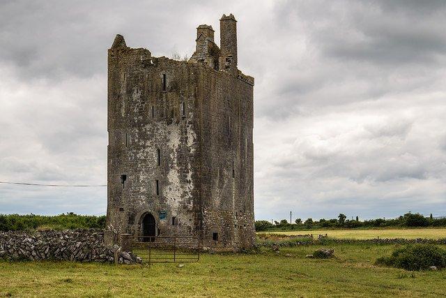 Drumharsna Castle Galway - Visit Galway