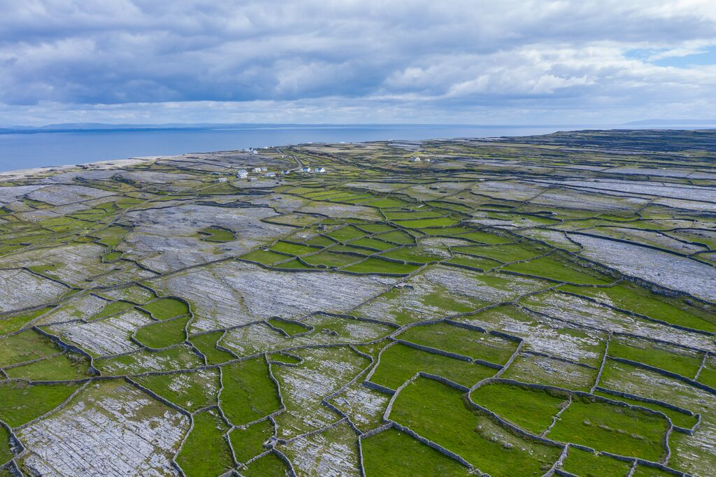 Dry Stone Walls on the Aran Islands in Galway - Visit Galway