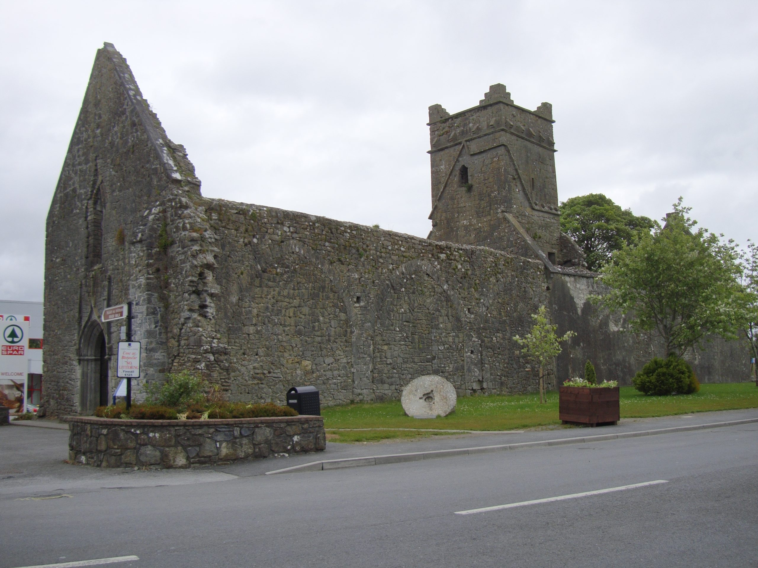 Dunmore Abbey Galway Ireland - Visit Galway