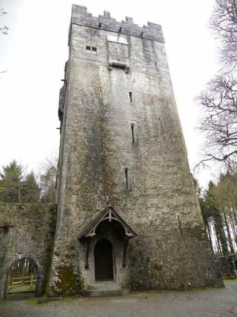Dunsandle Castle Entrance - Visit Galway