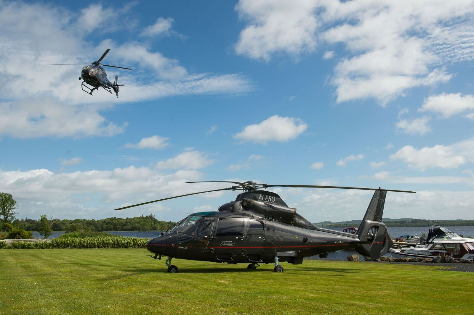 Executive Helicopters in Galway - Visit Galway