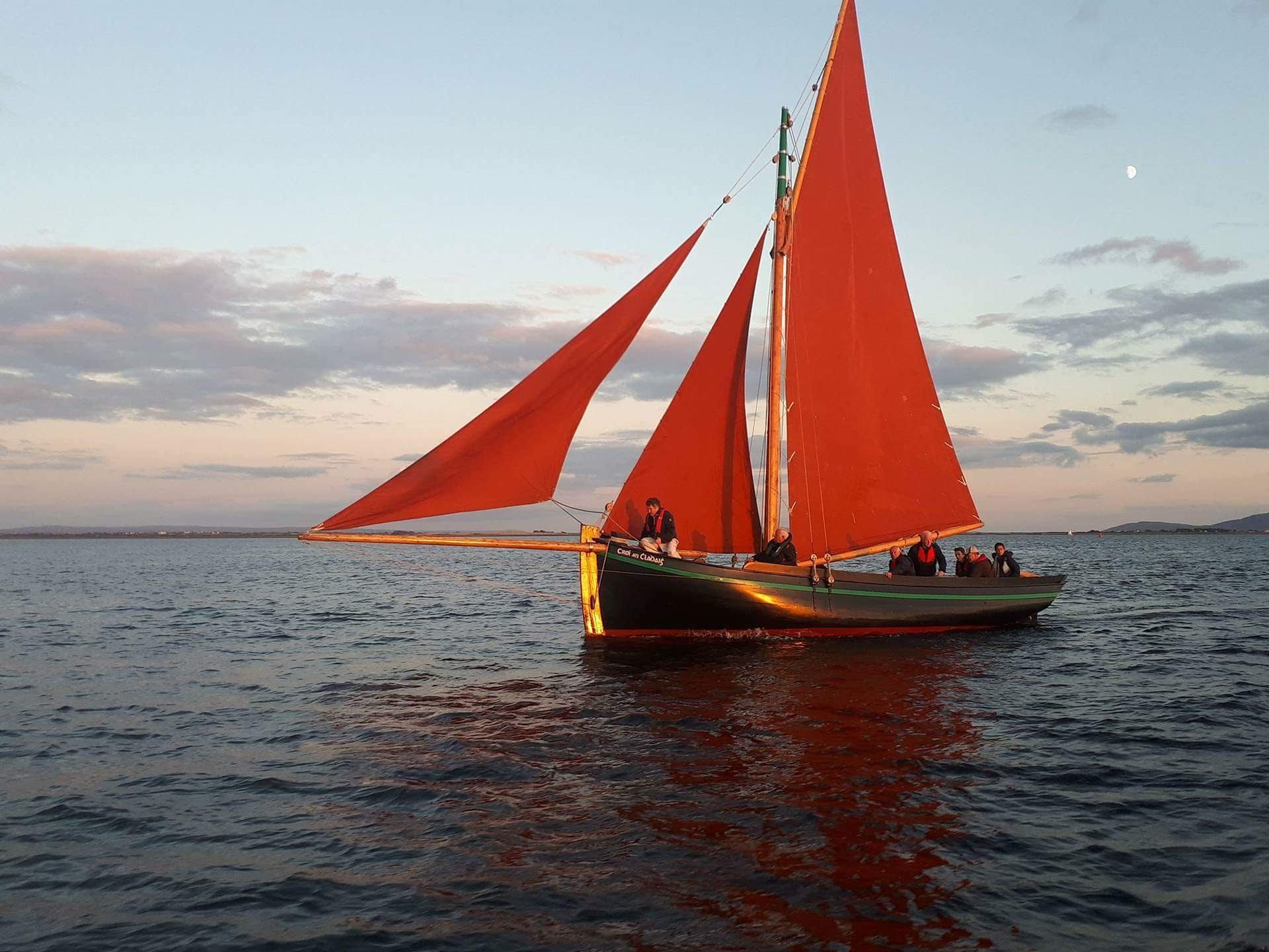 Galway Bay Boat Tours Sailing - Visit Galway